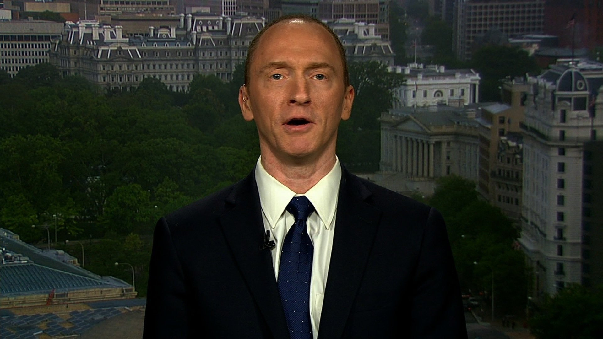 Ex-Trump aide Carter Page refusing to cooperate in Russian Federation investigation