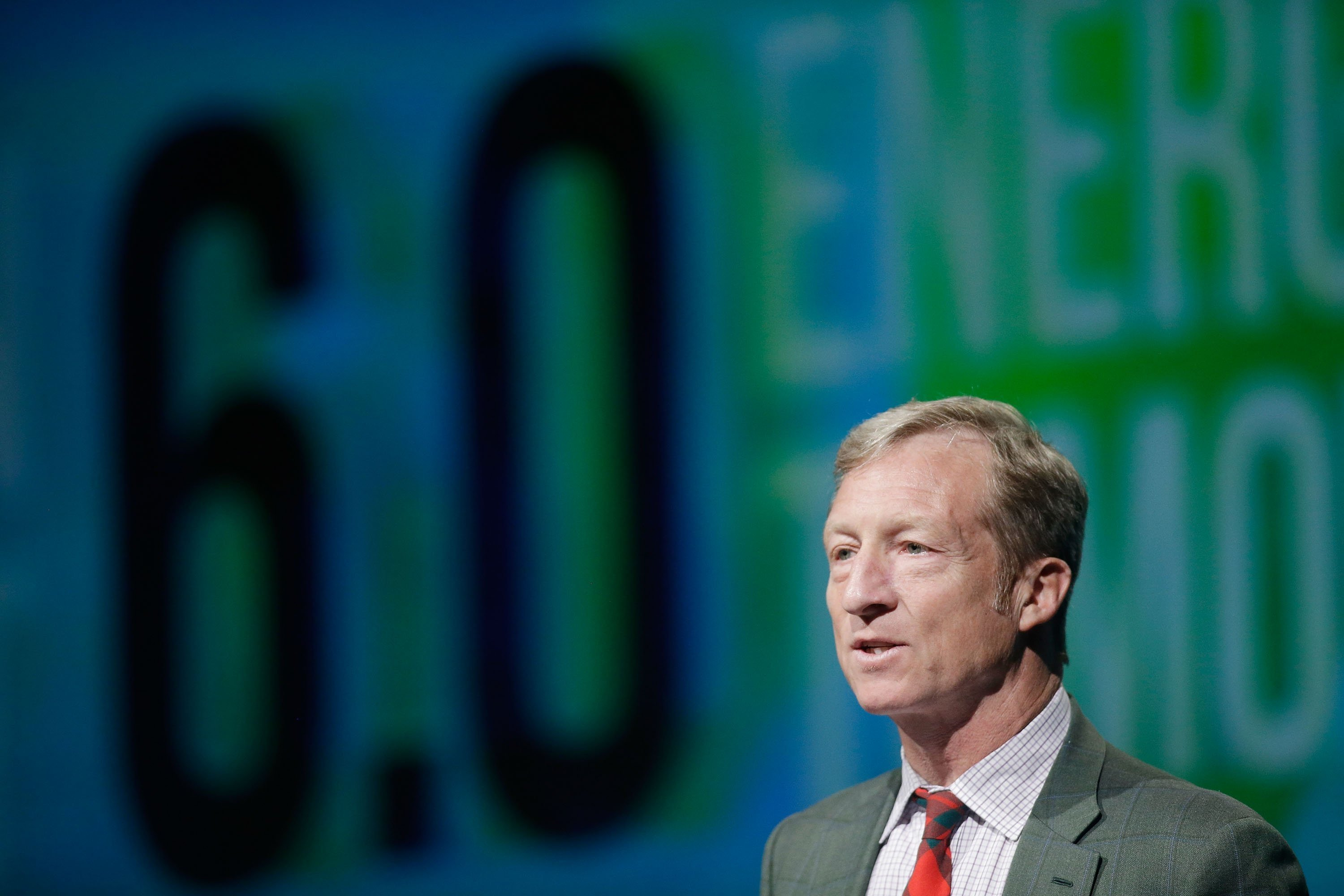 Billionaire Democratic donor Tom Steyer launches nationwide call for Trump's impeachment