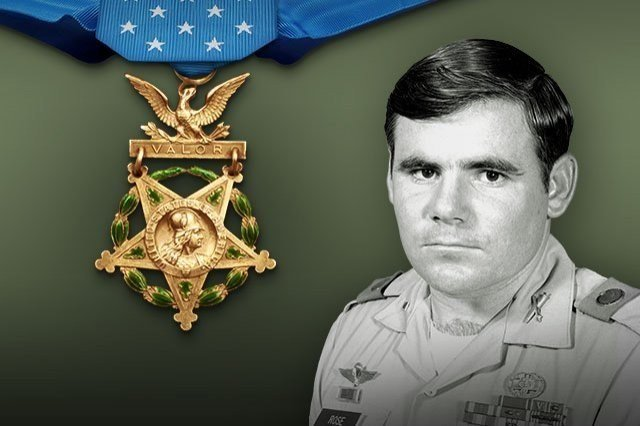 Pres. Trump awards Medal of Honor to retired Army medic, Alabaman