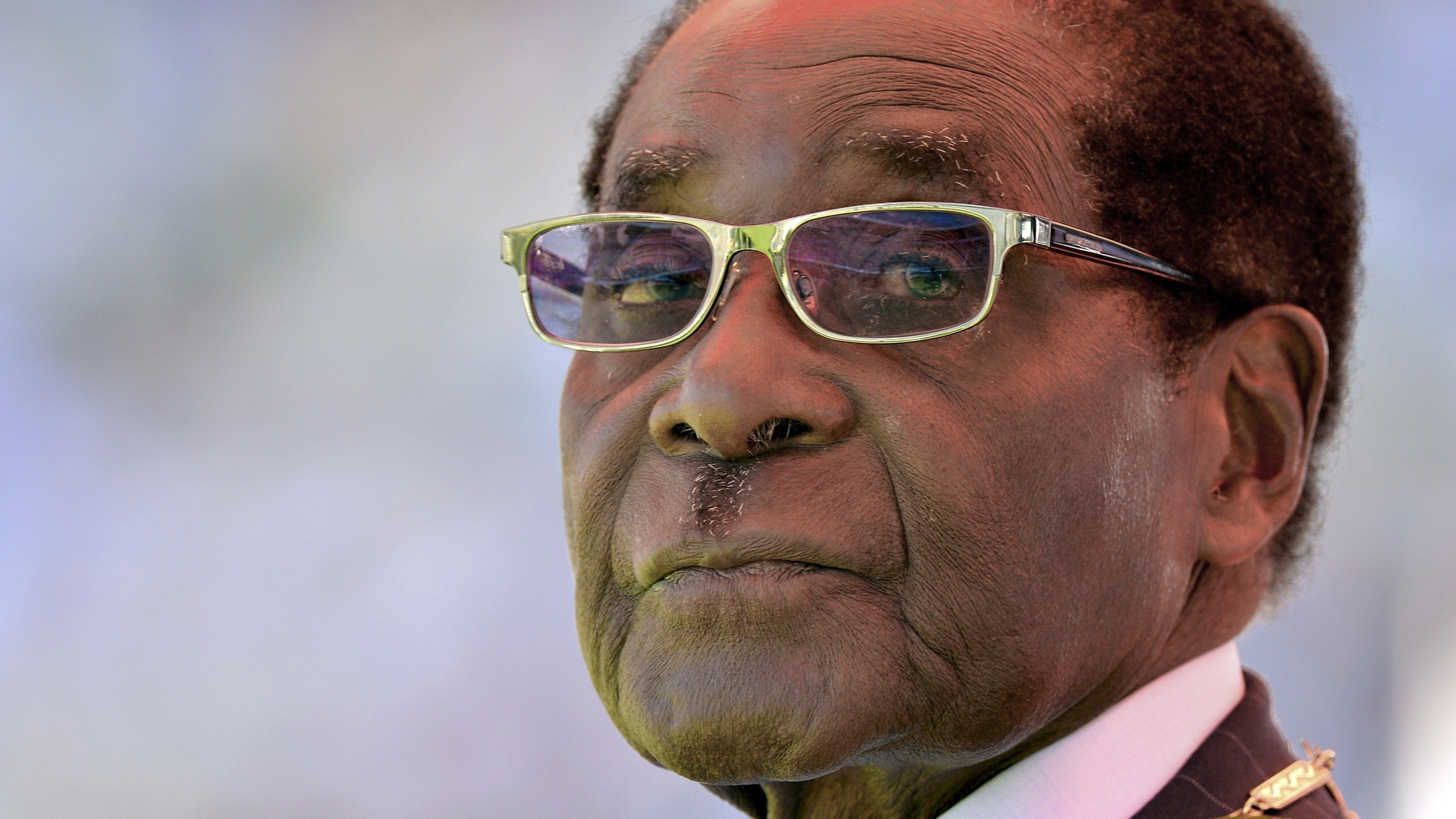 Zimbabwe's President Robert Mugabe has fired his longtime ally and vice president, potentially clearing the way for his wife, Grace Mugabe, to take the role and eventually succeed her 93-year-old husband.