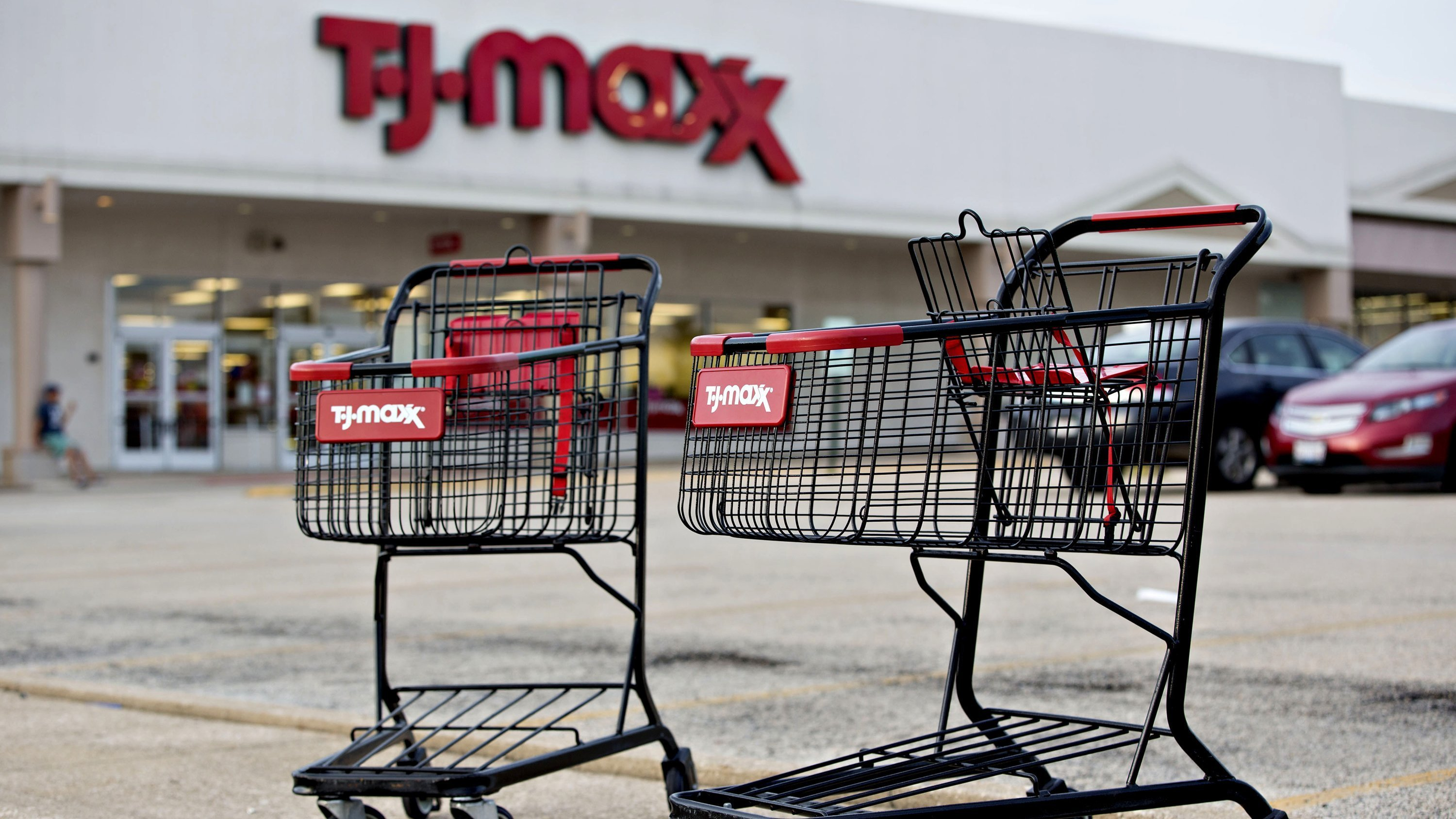 **This image is for use with this specific article only**  TJX Companies, which owns TJ Maxx, Marshalls and HomeGoods, has continued to pay its employees even with widespread power and water shortages, and dozens of stores remain closed.  SOURCE:...