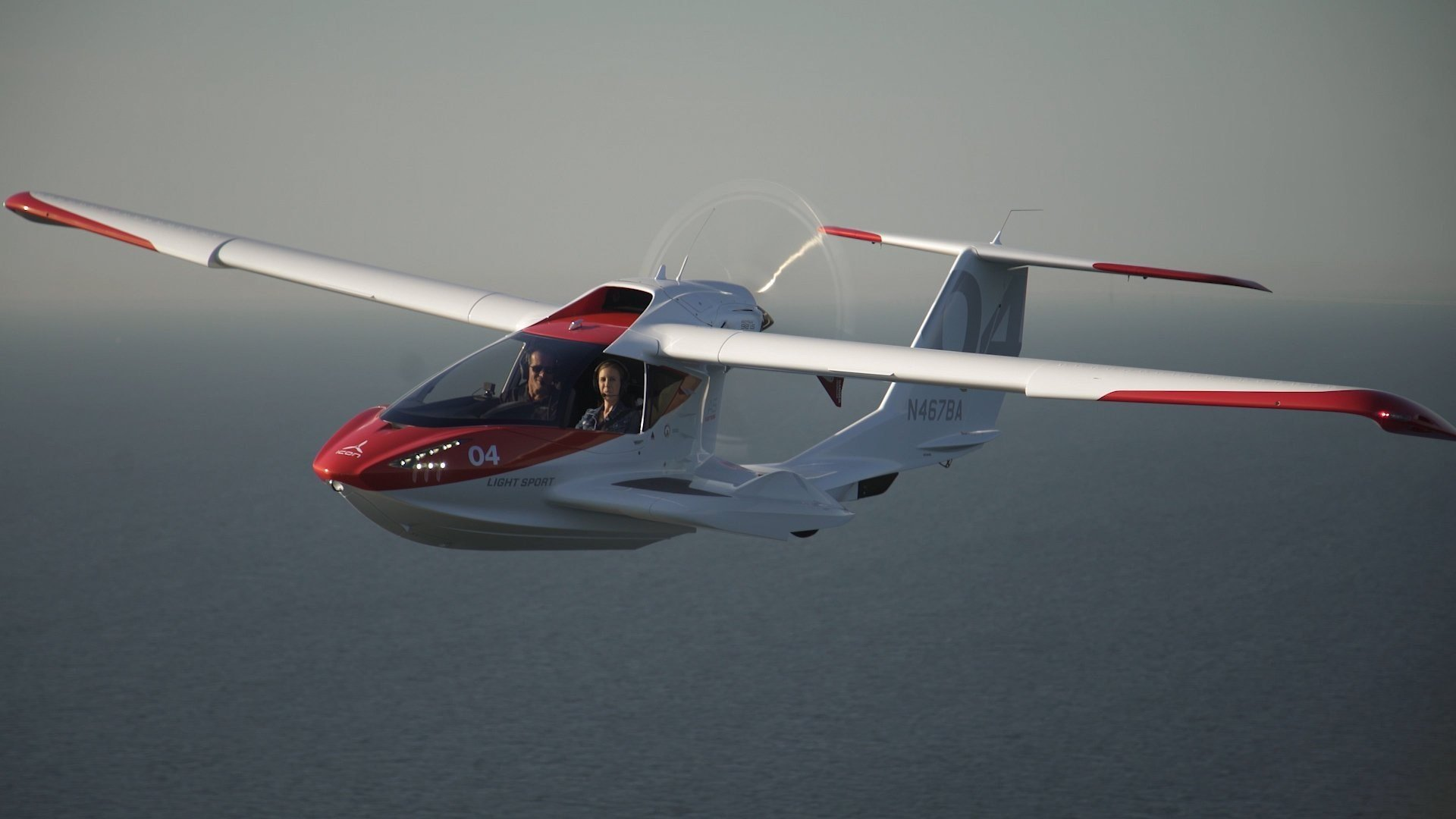 Designed to make flying simple, the Icon A5 has been described as a sports car with wings that maneuvers like a Jet Ski.