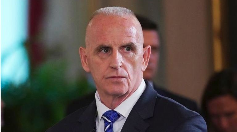 Keith Schiller is a long-time adviser to Trump who left the White House after serving as director of Oval Office Operations.   **This image is for use with this specific article only**