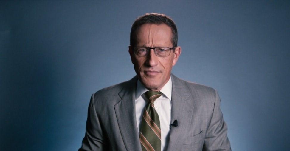 A profile picture of CNN's Richard Quest.