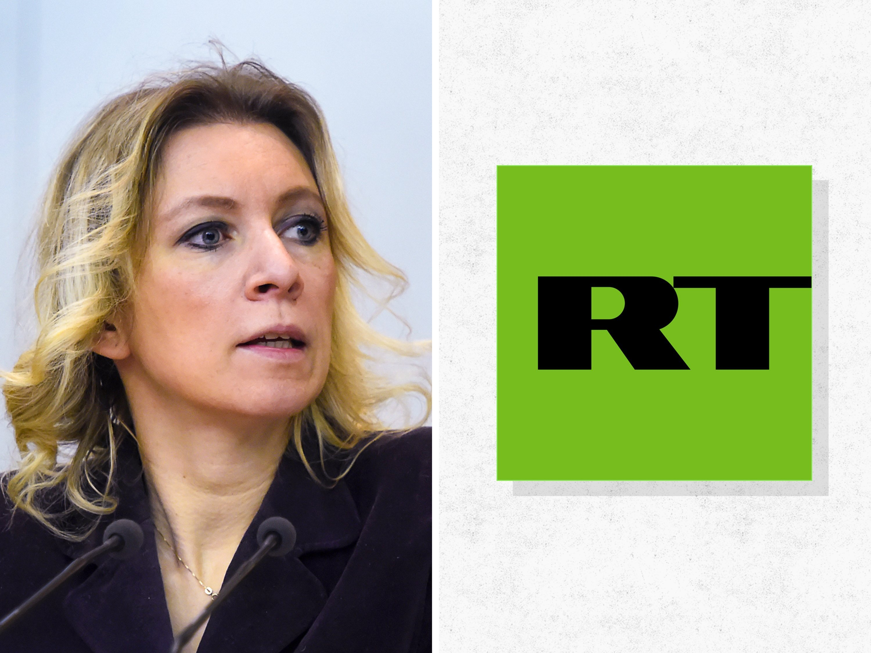 **This image is for use with this specific article only.**  Foreign Ministry spokeswoman Maria Zakharova said Thursday in an interview on Russian television that Russia is working on practical steps in response to U.S. government pressure on...
