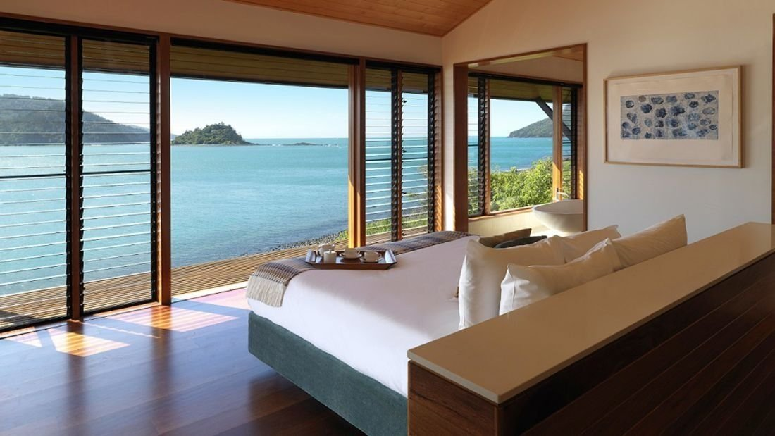 Qualia, Whitsundays, Australia: Many villas here feature treats such as private pools and sundecks, and they all offer incredible views over the Whitsunday Islands.