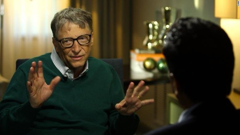 Bill Gates is investing $50 million of his own money into the Dementia Discovery Fund, a private-public research partnership focused on some of the more novel ideas about what drives the brain disease, such as looking at a brain cell's immune system.