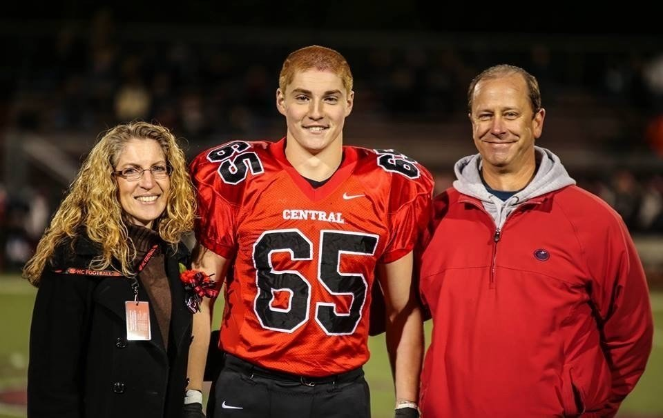 ***MUST SOURCE Patrick Carns Photography***  Twelve more members of Penn State's Beta Theta Pi fraternity have been charged in the death of pledge Timothy Piazza after prosecutors were able to recover deleted surveillance video from the night of his...