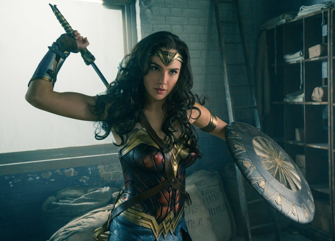 """Christmas 2019 will be coming a bit earlier for """"Wonder Woman 2"""" fans."""