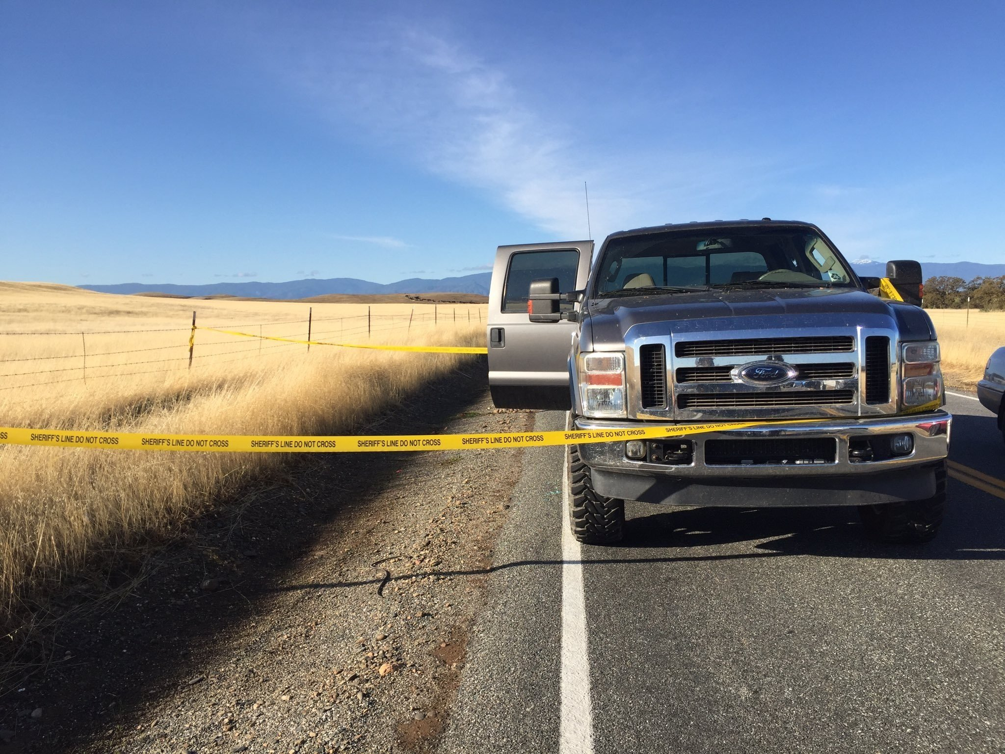 **Embargo: Chico-Redding, CA**  In a briefing on scene Tuesday, November 14, 2017, a Tehama County Sheriff spokesman said there are at least three people are dead and there are at least five crime scenes including Tehama Elementary School. The shooter...