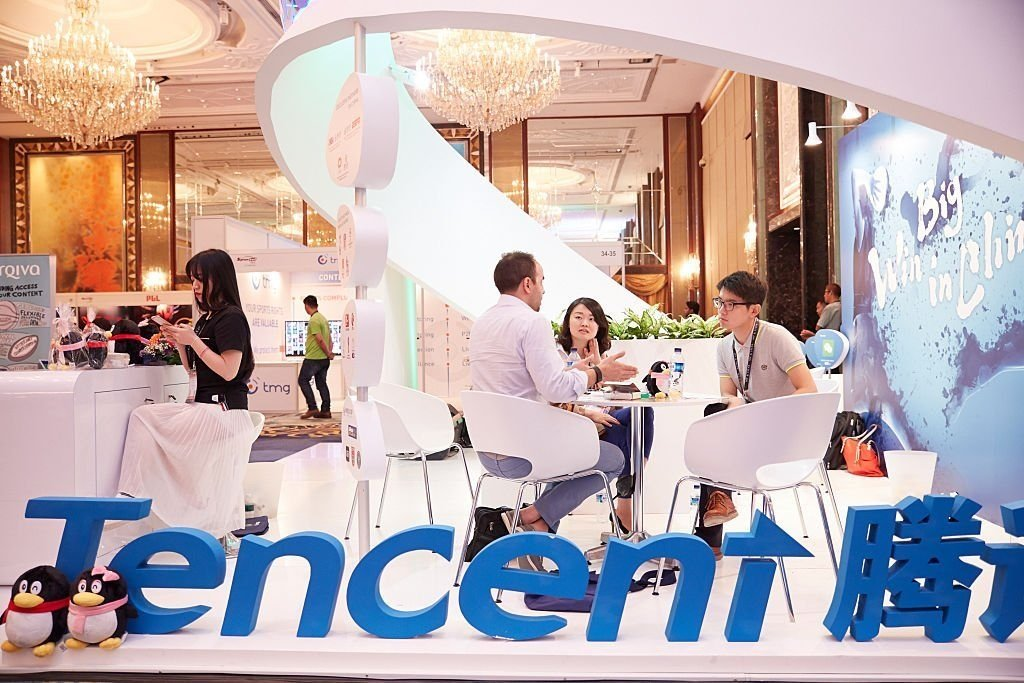 Tencent's Q3 profit jumps 69%, revenues climb 61%