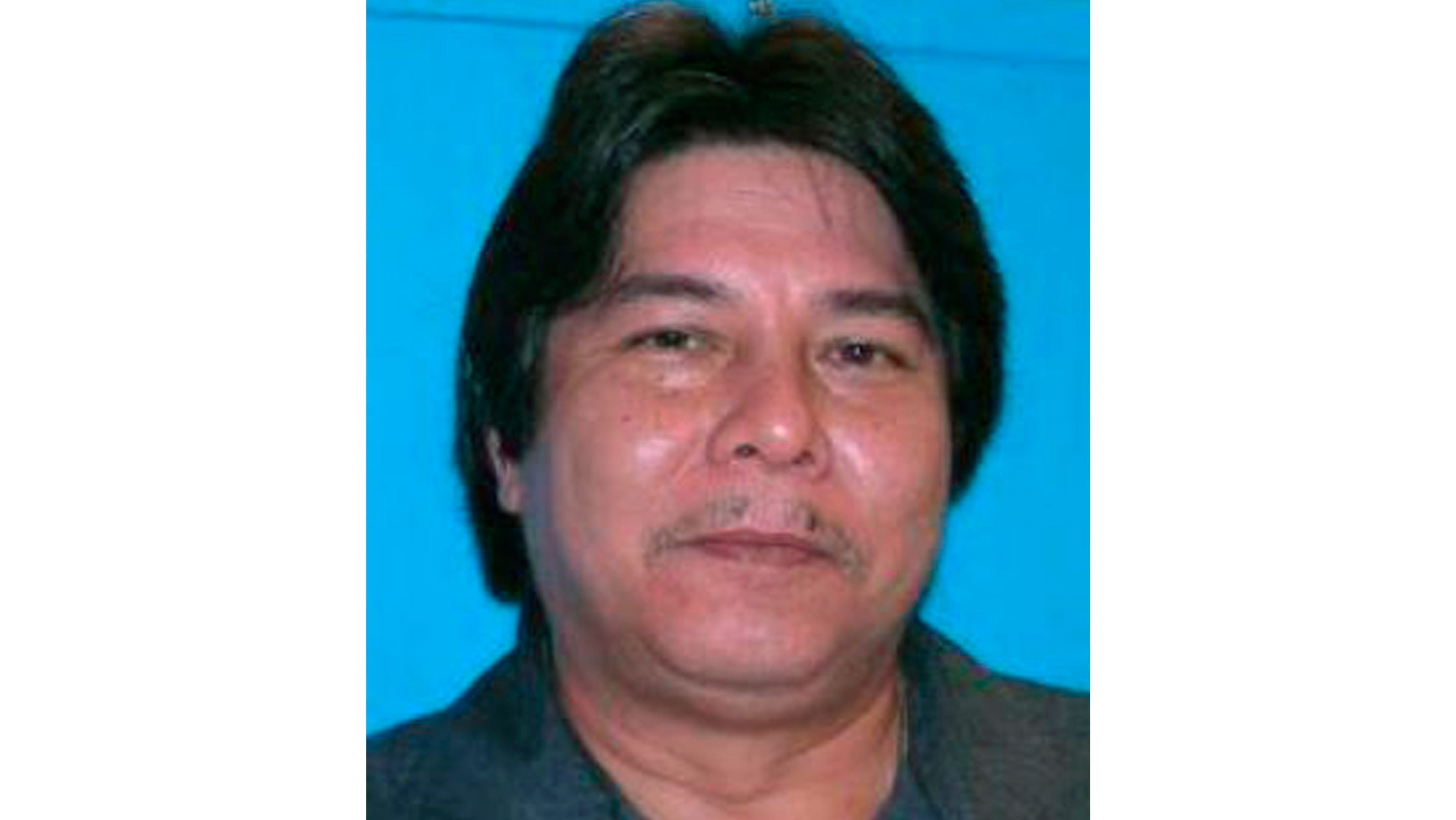 This image is for use with this specific article only** Randall Saito the 59-year-old escapee from a Hawaii mental hospital
