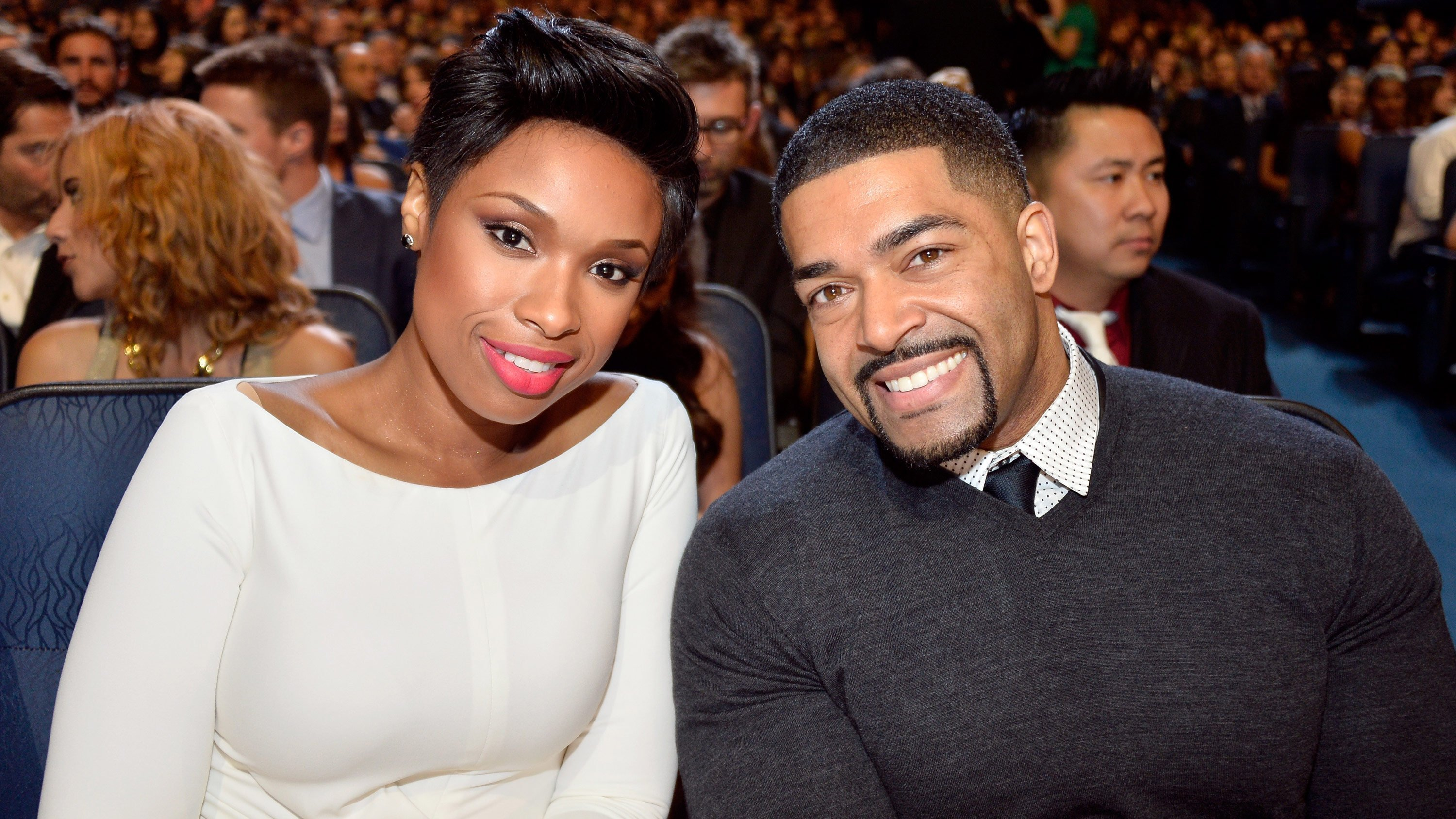 Jennifer Hudson, David Otunga Split; Hudson Files Protective Order
