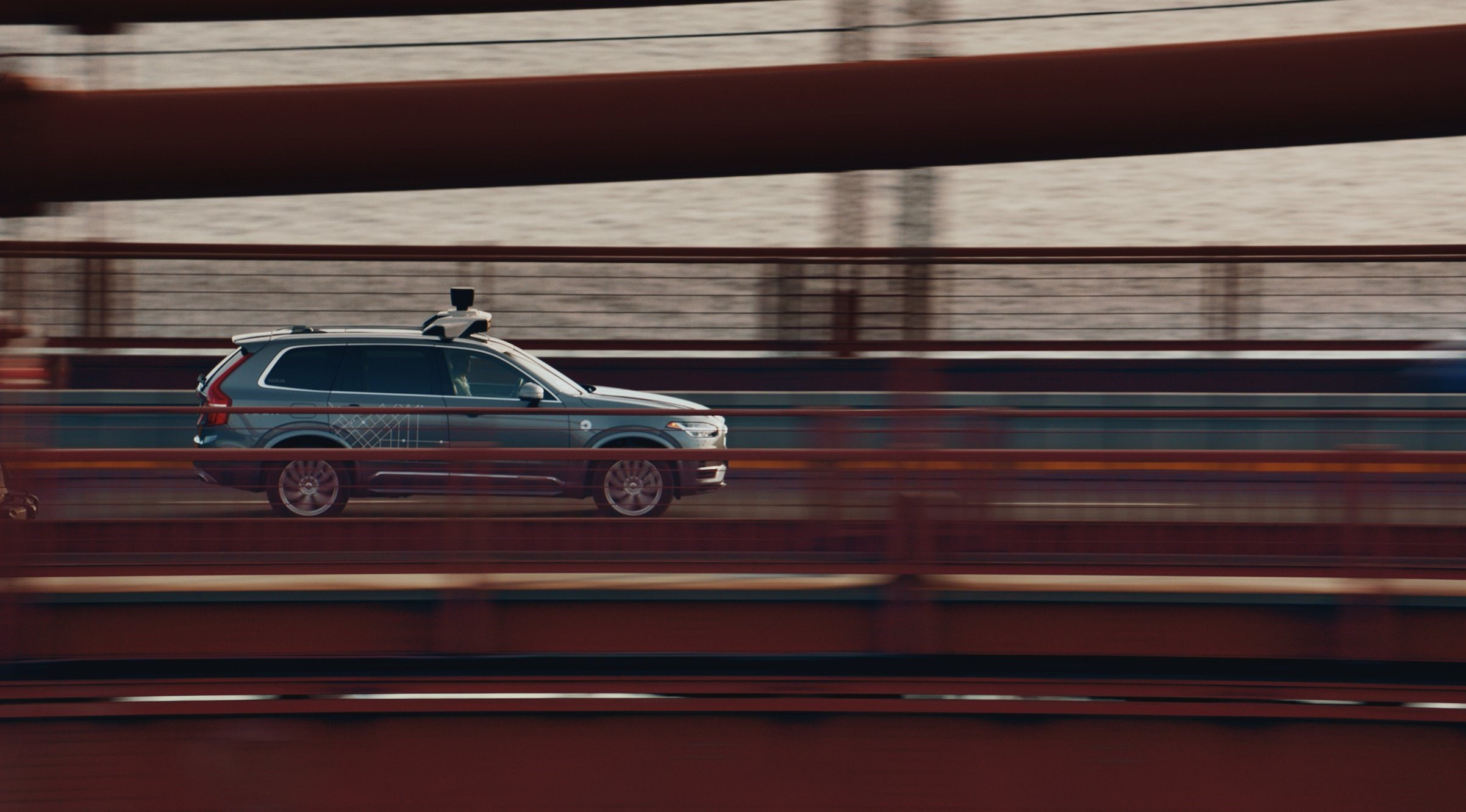 Uber orders up to 24000 Volvo SUVs for its self-driving fleet