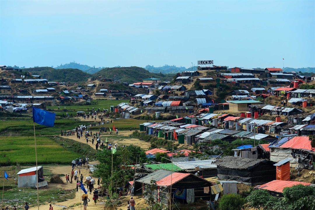 Tillerson declares Myanmar violence as 'ethnic cleansing'