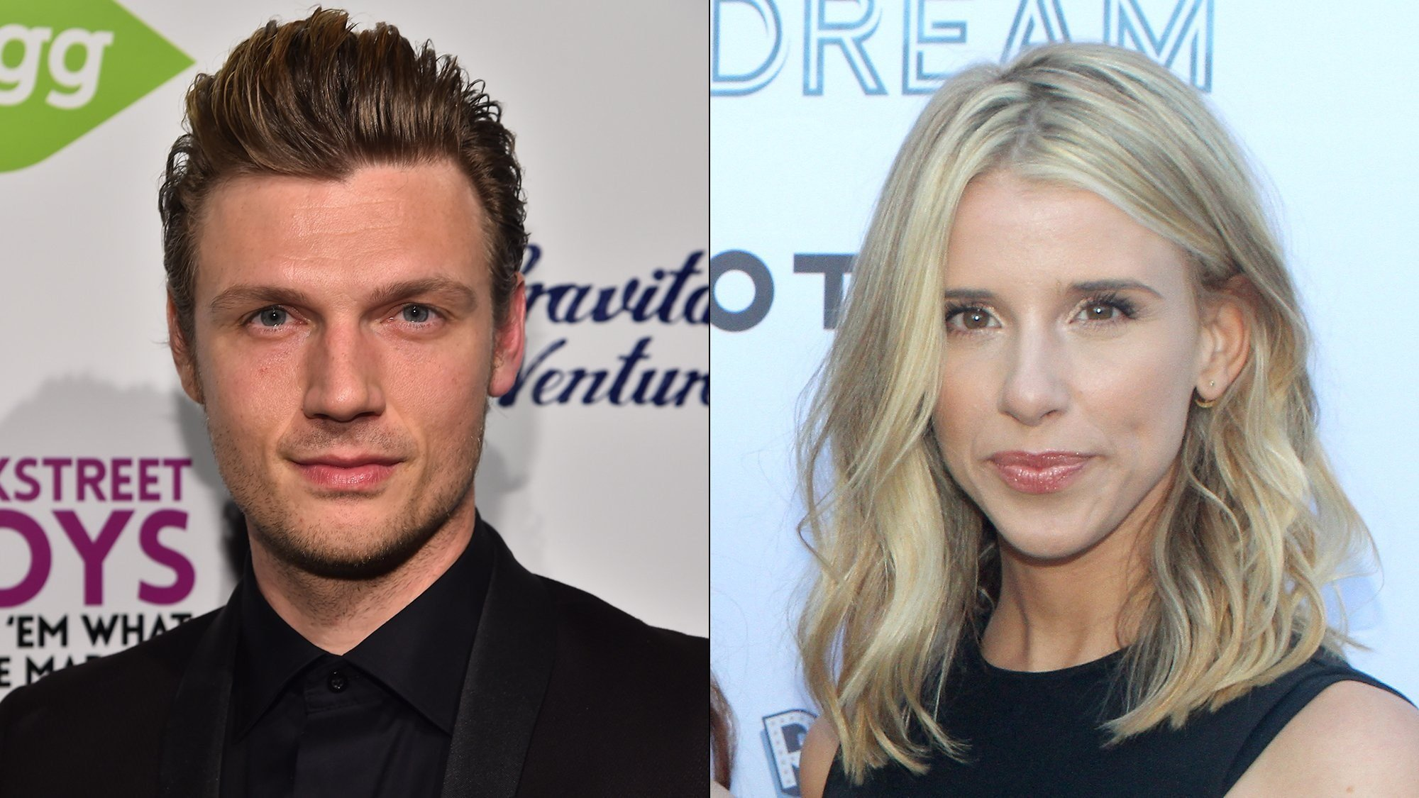 This image is for use with this specific article only** Nick Carter has responded to a rape allegation from singer Melissa Schuman