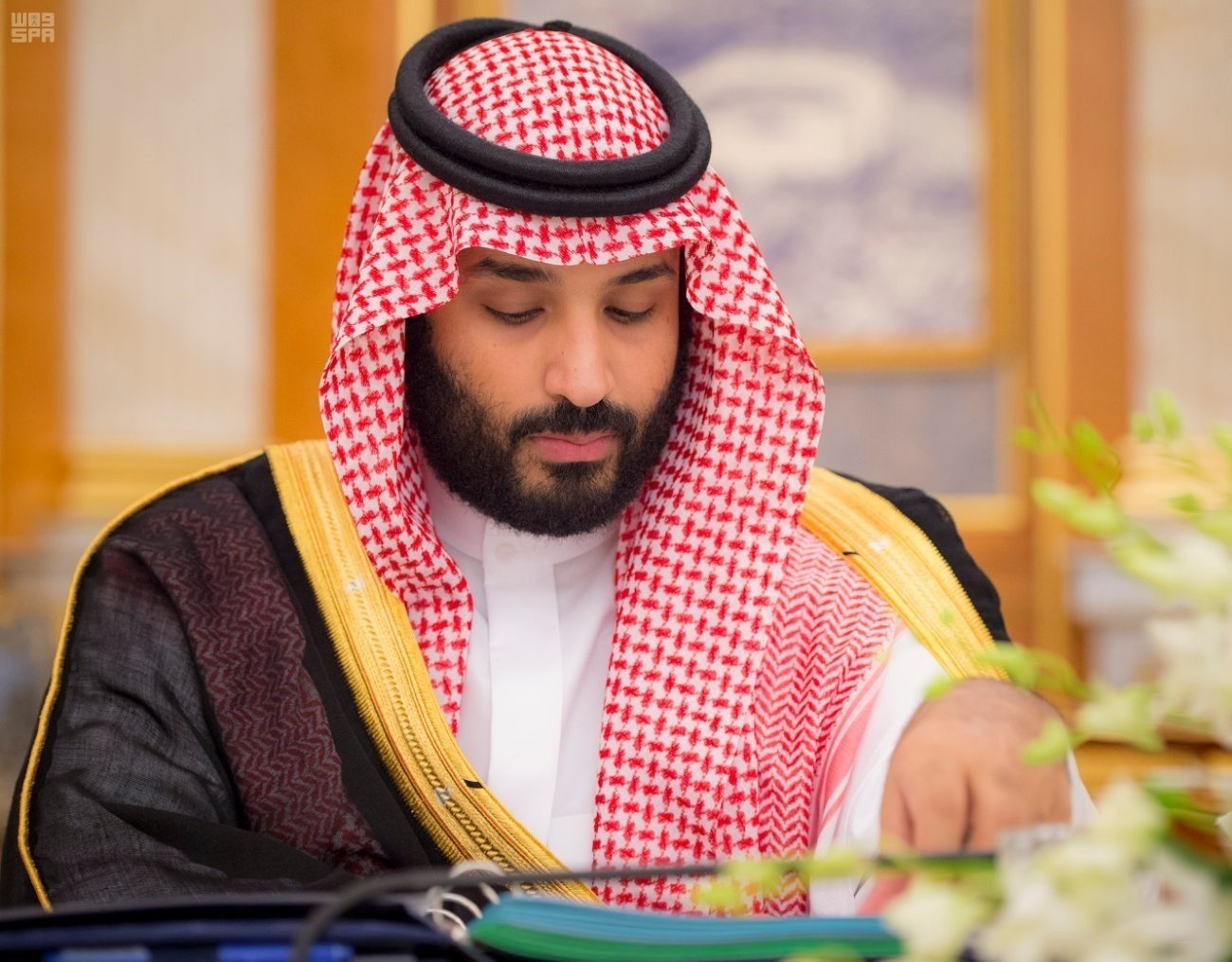 Saudi crown prince opens Islamic military counterterrorism meeting