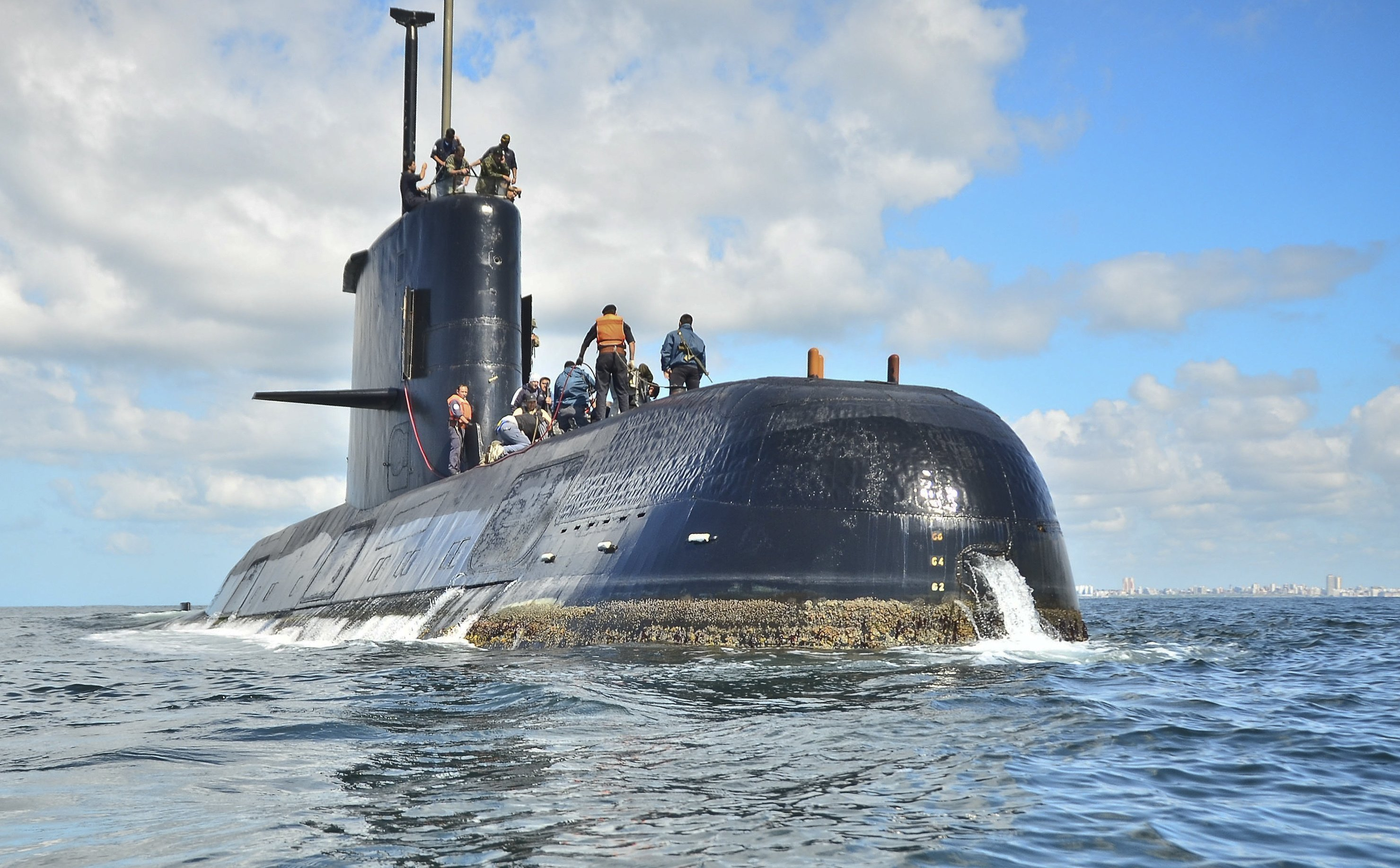 Argentina calls off submarine rescue mission
