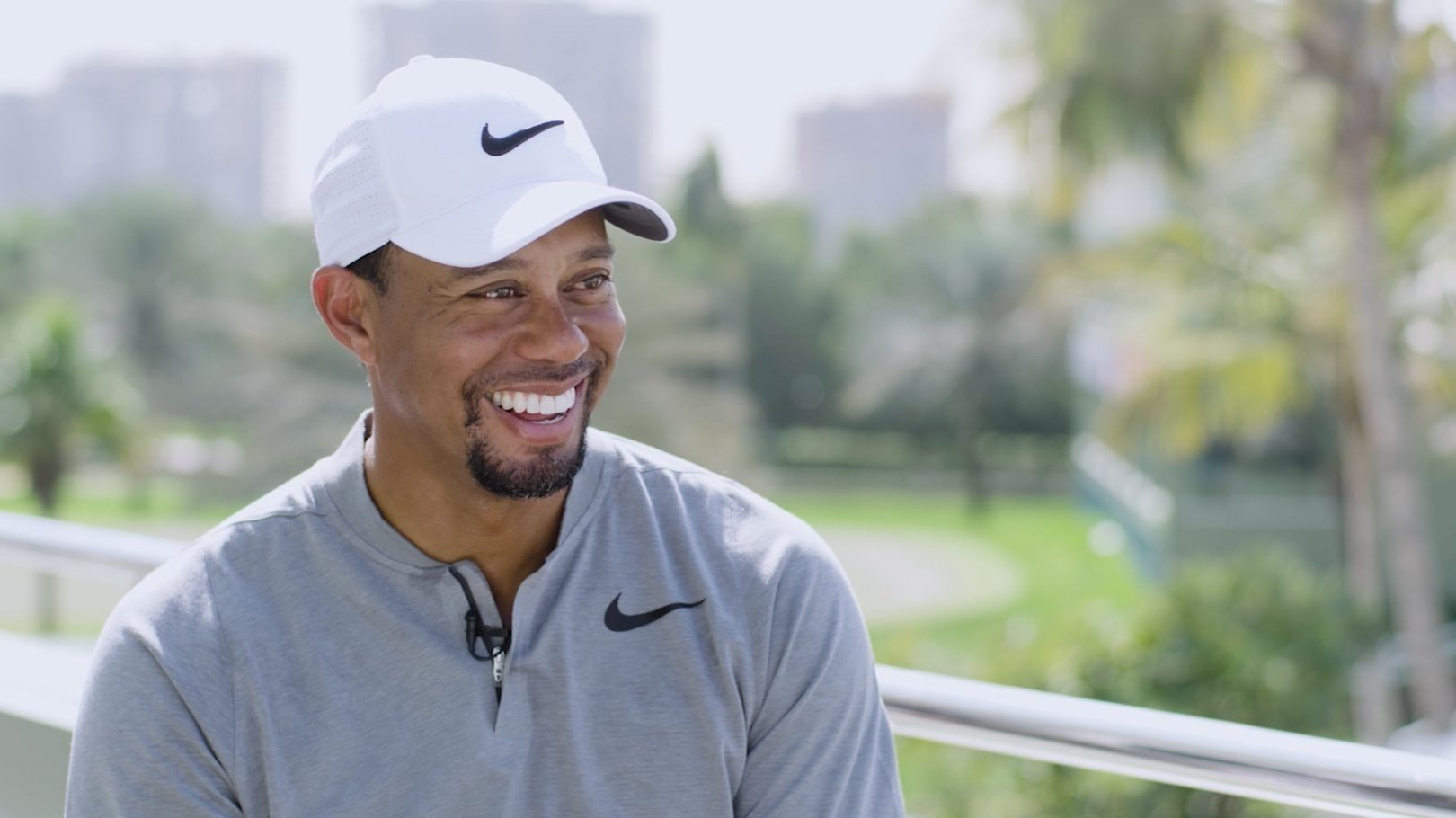 The hype machine is on overdrive as Tiger Woods gears up for his latest comeback, but this time the mood is cautiously upbeat rather than just hopeful.