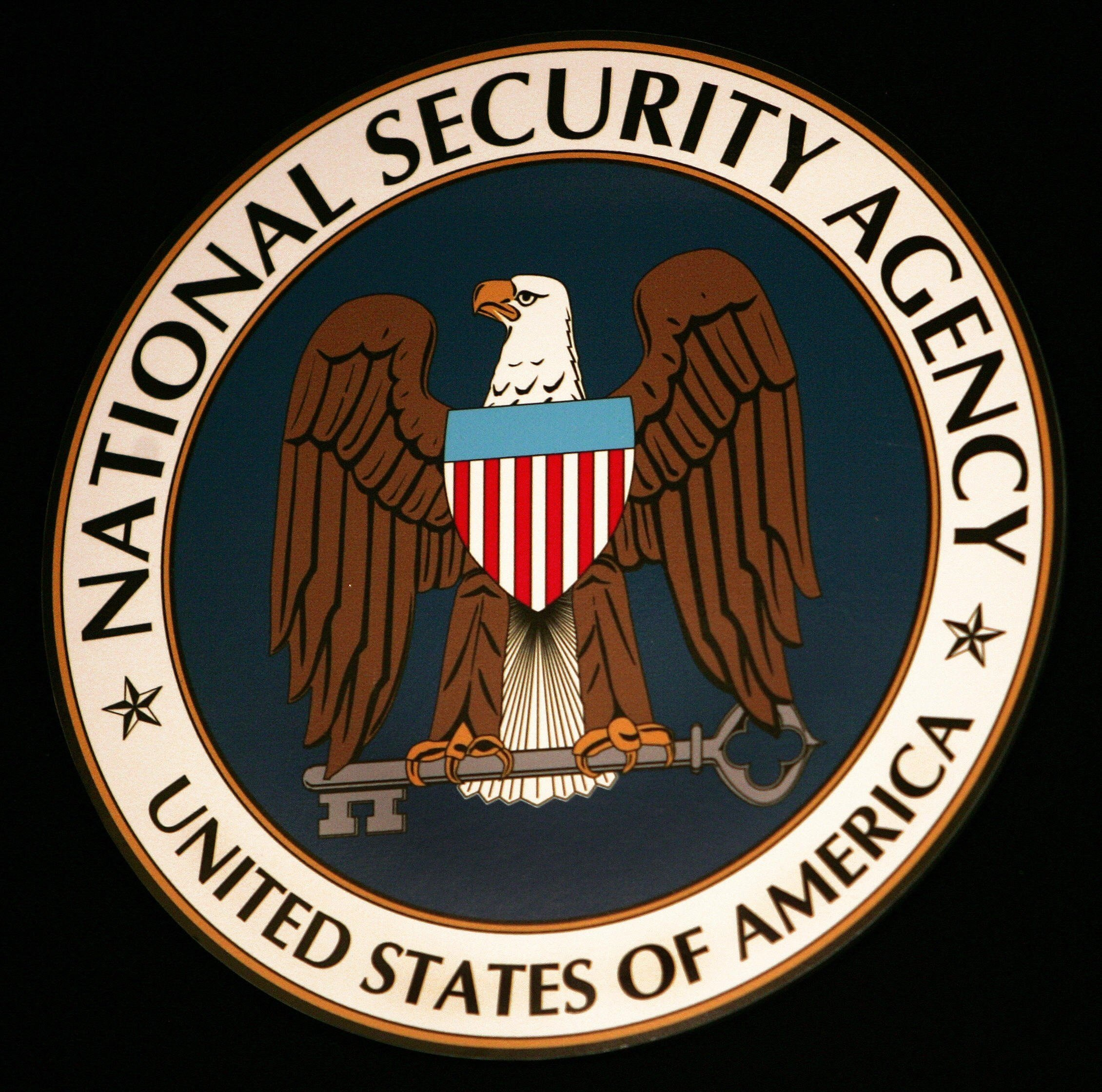 This image is for use with this specific article only.** A former National Security Agency employee pleaded guilty to taking sensitive national defense information from his workplace and storing it at his residence