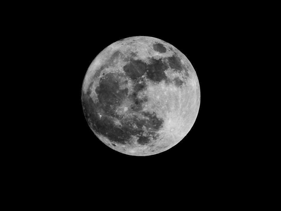 Skywatchers: See full supermoon on December  3