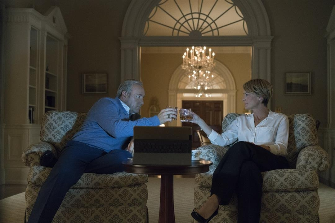 """The fate of the Netflix hit show """"House of Cards"""" is up in the air following the sexual abuse accusations lodged against Kevin Spacey, who stars as the manipulative Frank Underwood."""