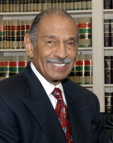 Embattled Michigan Rep. John Conyers announces retirement