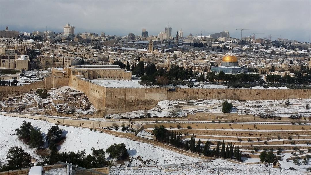 This photo shows Jerusalem in 2013. (File Photo)