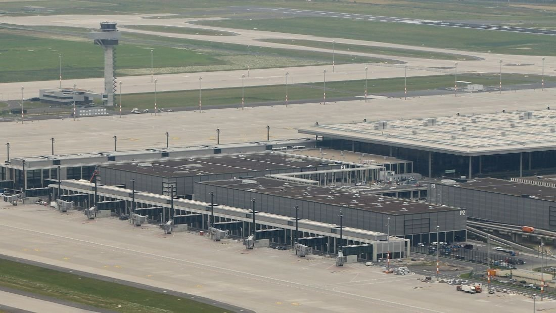 **This image is for use with this specific article only.**  The grand opening of Berlin Brandenburg Airport Willy Brandt was slated to take place in June 2012, and the aviation world was ready and waiting.  But then the inauguration of Germany's new...