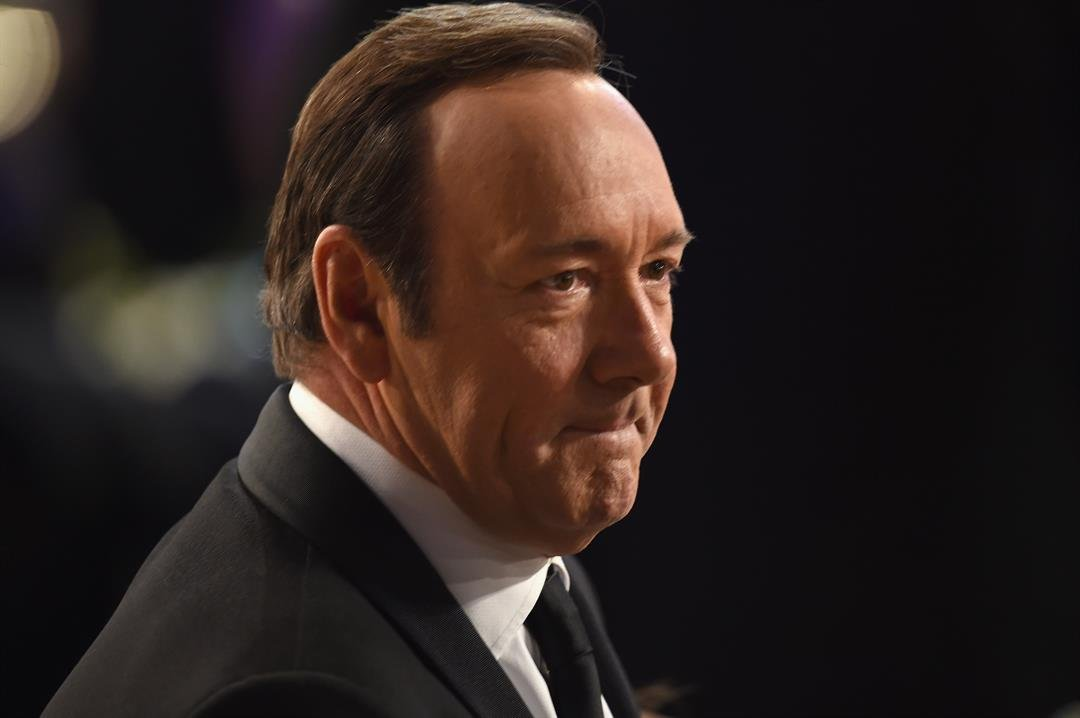 Kevin Spacey made the set of Netflix's