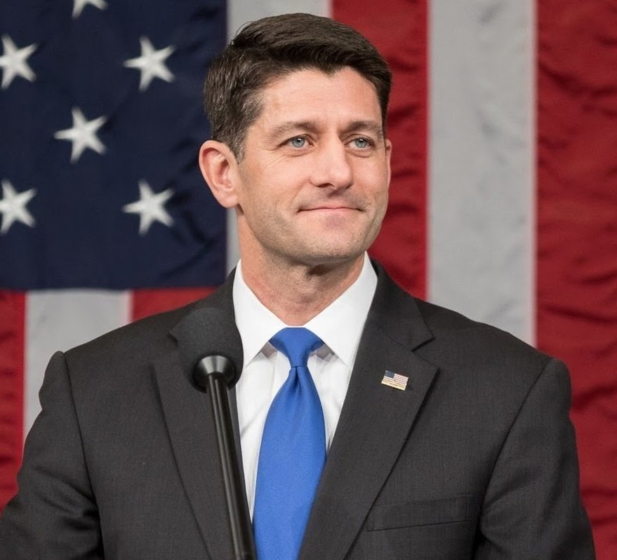 Paul Ryan is the 54th Speaker of the U.S. House of Representatives. Now serving his tenth term in the House he represents Wisconsin's First Congressional District