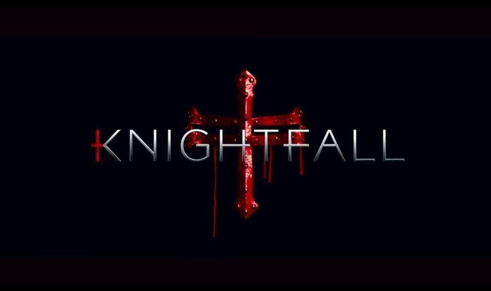 "History's ""Knightfall"" sounds like a great idea: a drama about the Knights Templar searching for the Holy Grail, replete with a number of ""Downton Abbey"" alumni in its sizable cast."