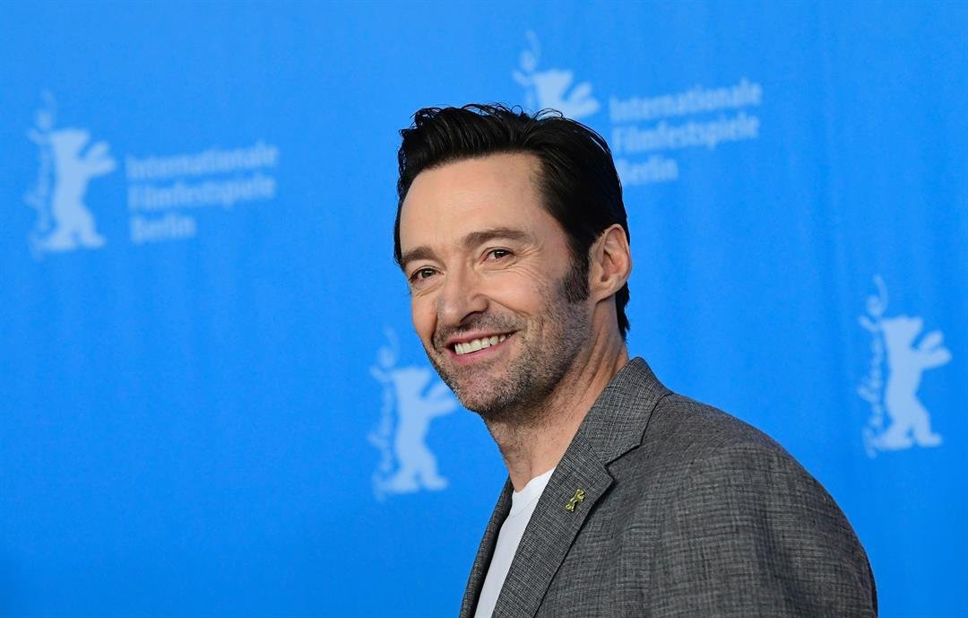 **This image is for use with this specific article only**  Hugh Jackman tells Variety that overtures were made for him to play James Bond.  Credit: Tobias Schwarz/AFP/Getty Images