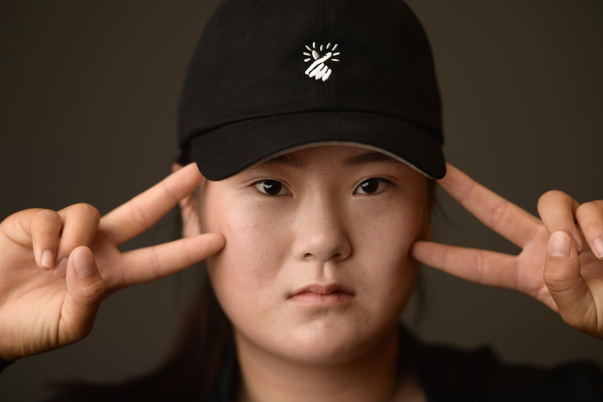 **This image is for use with this specific article only.**  Teenager Angel Yin is one of the biggest hitters on the LPGA Tour.