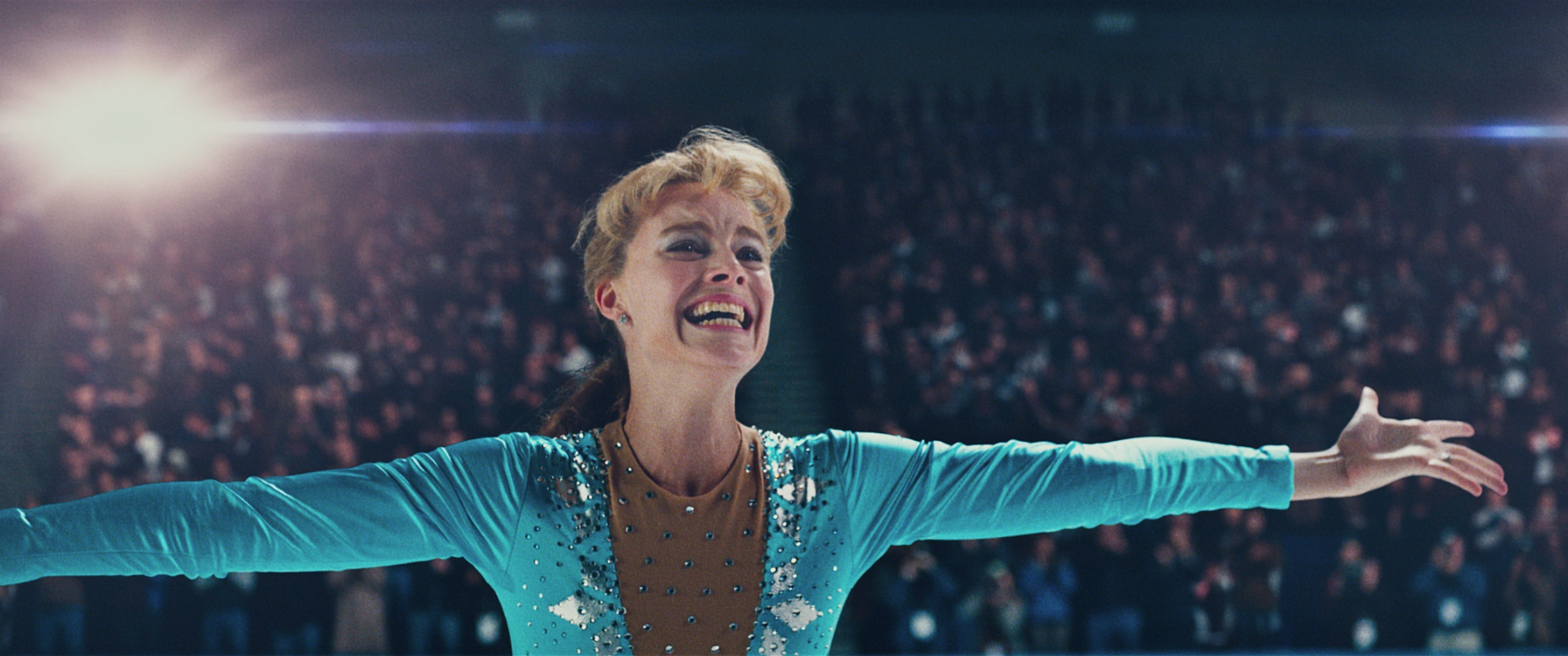 "Margot Robbie stars in ""I, Tonya."""