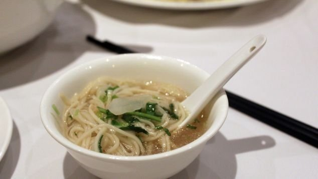 Lanzhou lamian, or pulled noodles, are a staple of northwestern Gansu province.
