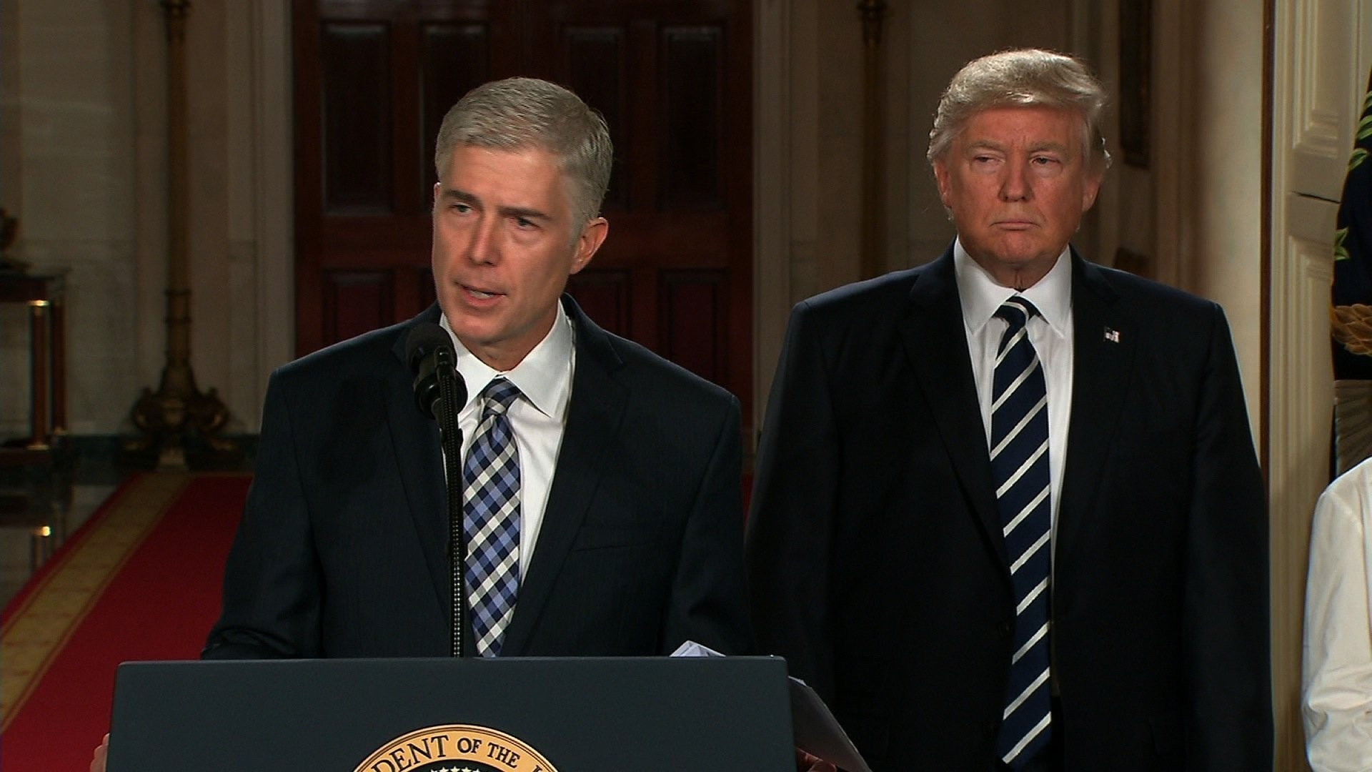WaPo: Trump Mulled Reversing Gorsuch Nomination Over Concerns About Loyalty