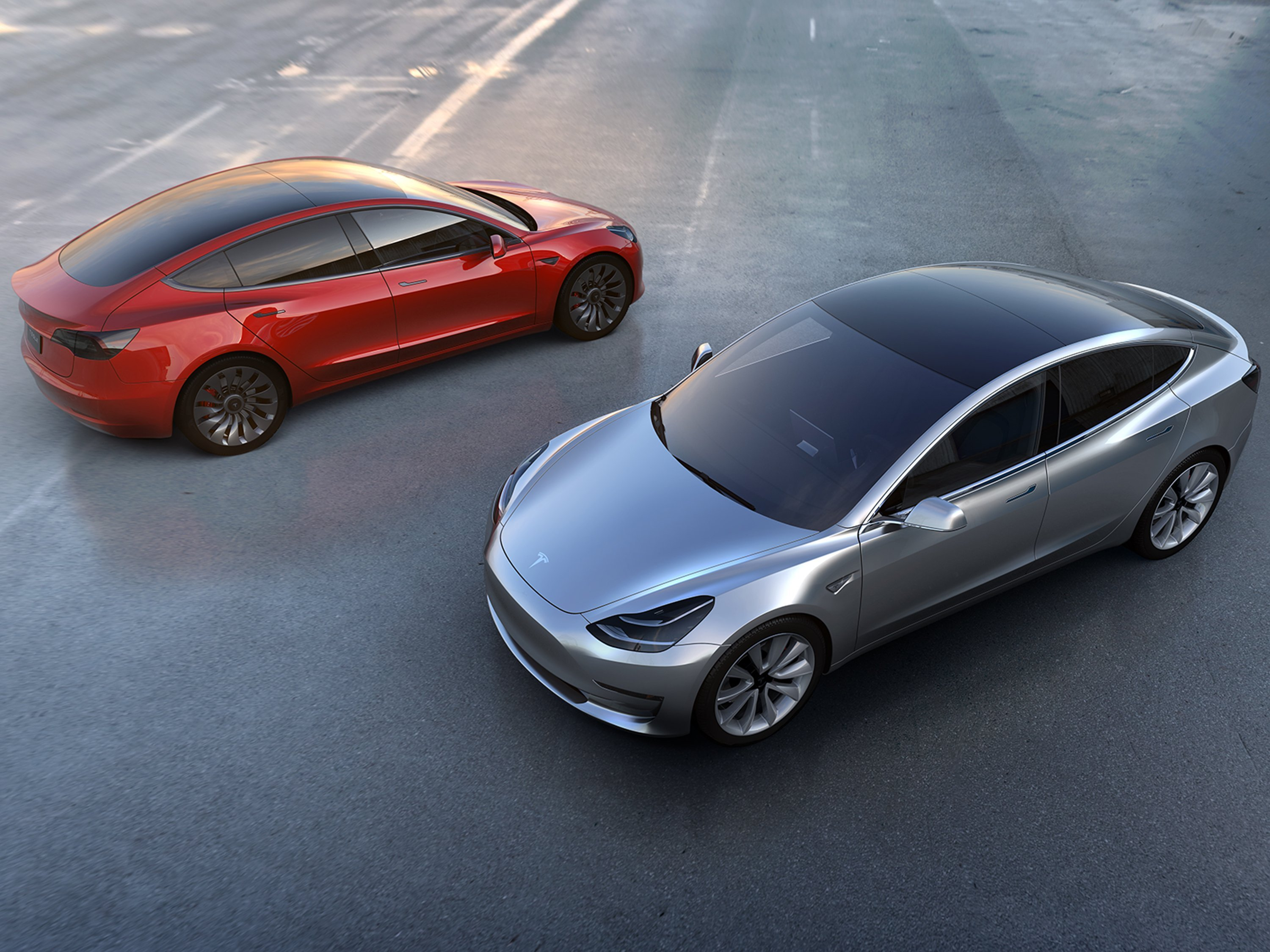 Tesla's cheaper electric vehicle the Model 3 struggling
