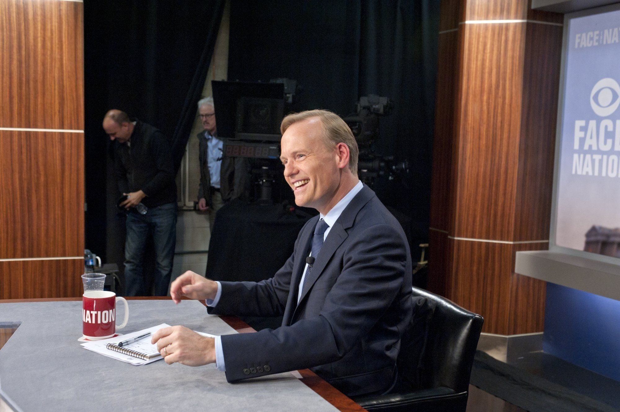 John Dickerson Named New