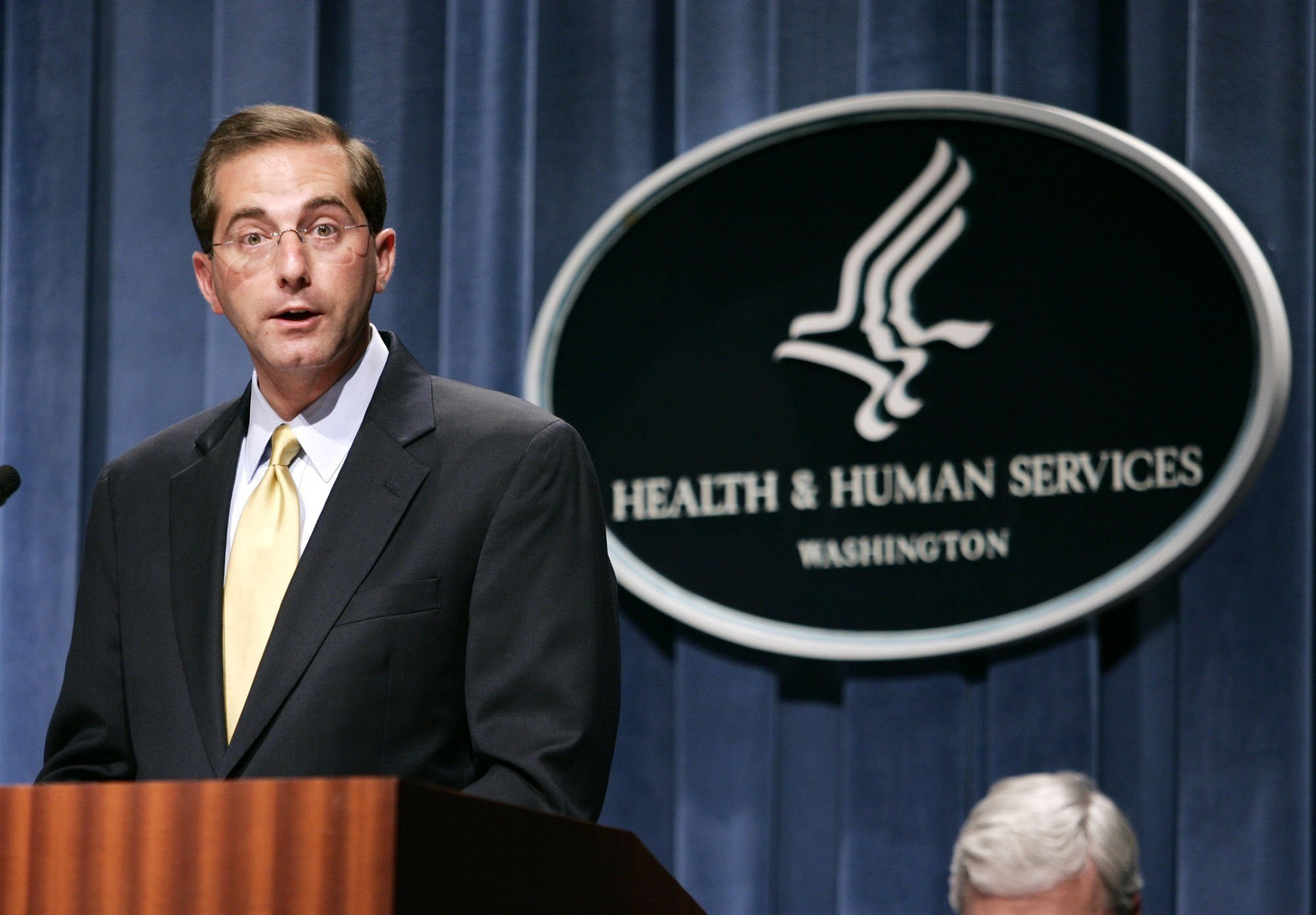 HHS nominee Alex Azar outlines priorities: lower drug prices, improve Medicare outcomes