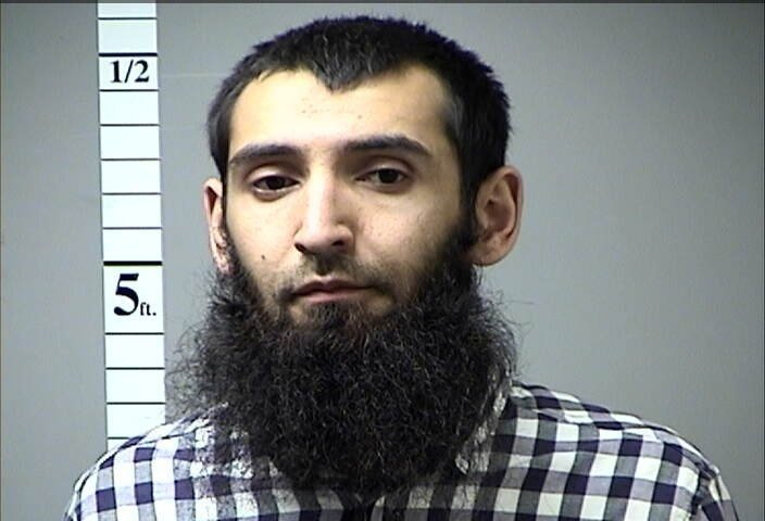 NY  bombing suspect pleads not guilty