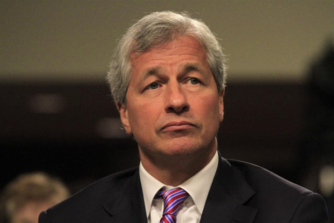 JPMorgan's Profit Hurt by Tax Law