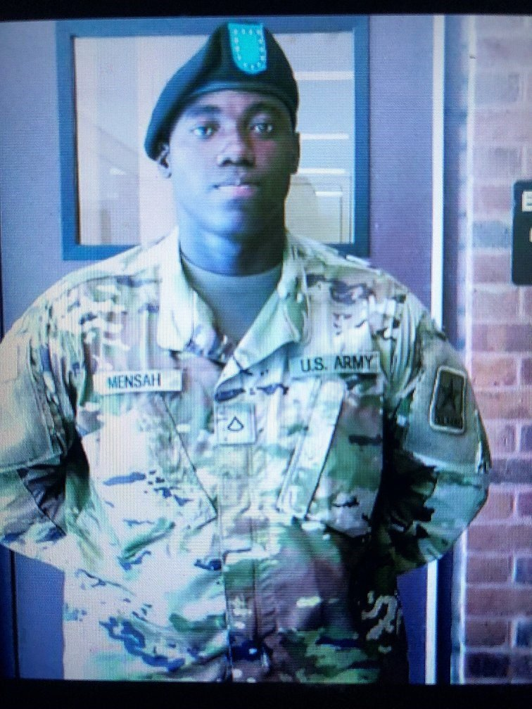 Private Emmanuel Mensah, from Ghana, went off to serve in the Army National Guard, but it was back home where he made the ultimate sacrifice. Mensah died trying to rescue people from his burning apartment building last month in the Bronx, New York, in...