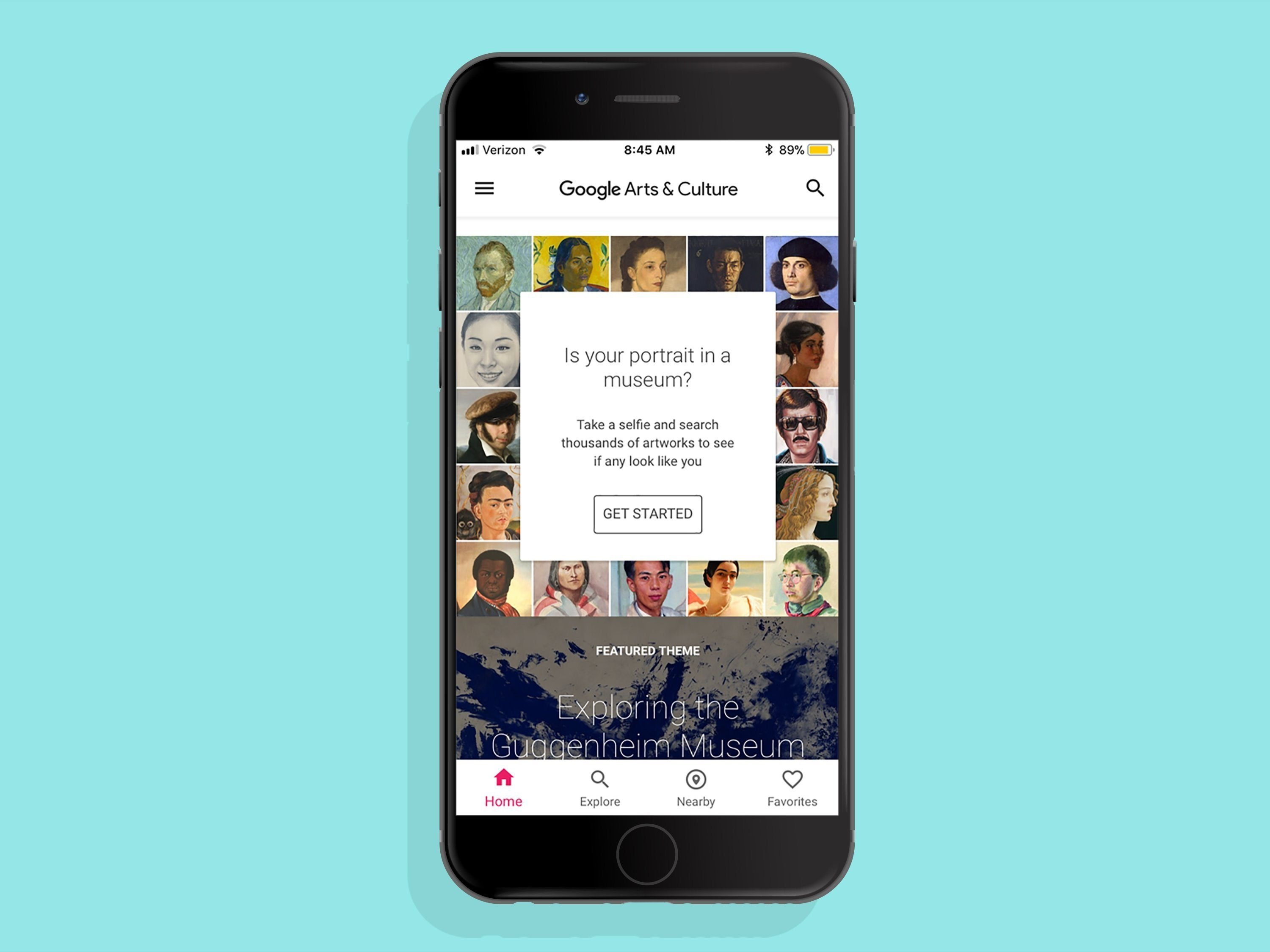 Your Artwork Selfie: The Google App Everybody Downloaded