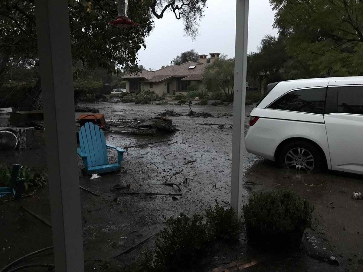 Search Crews Find Body of Mother Missing in Montecito Floods