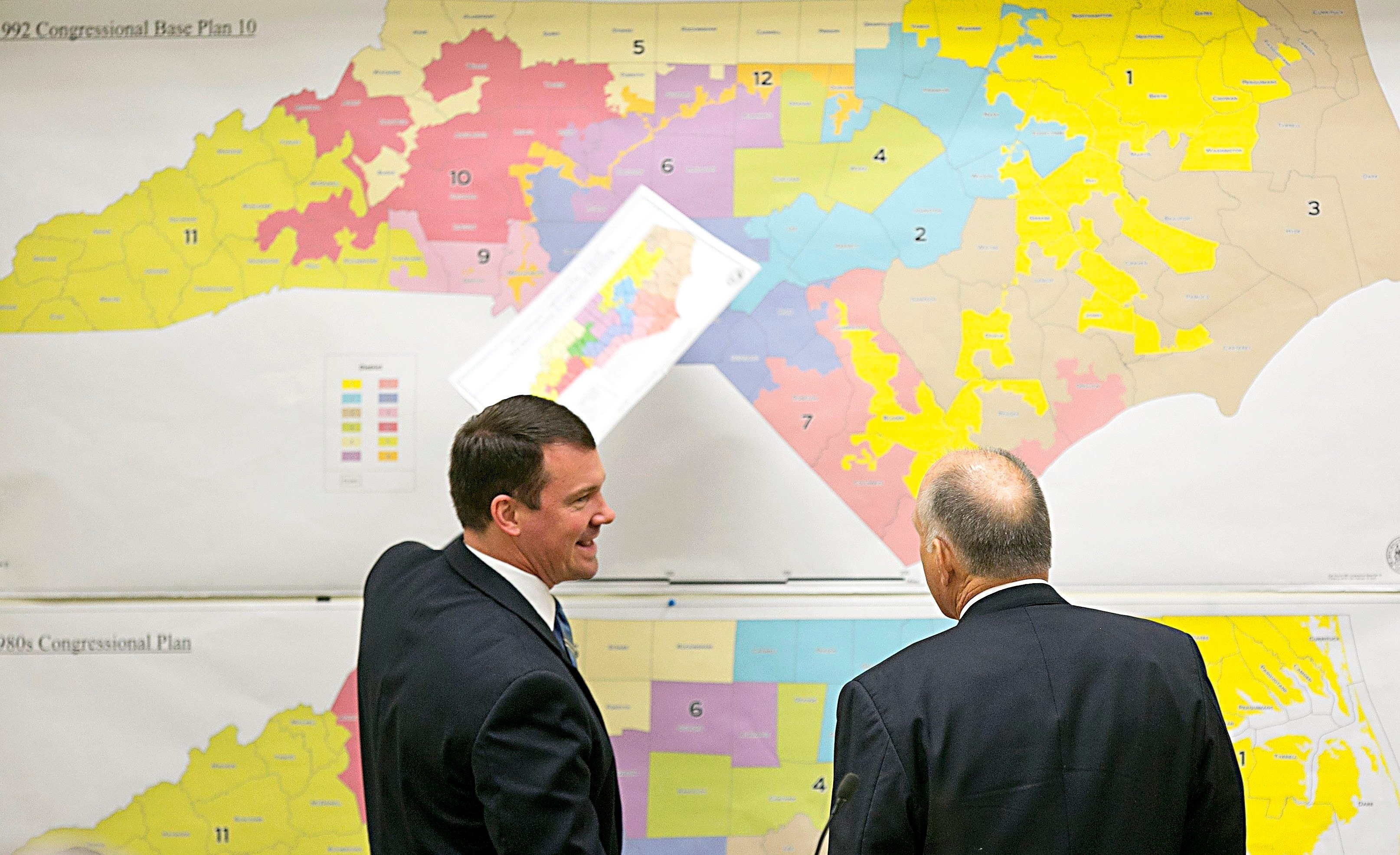 Gerrymandering Goes to the High Court