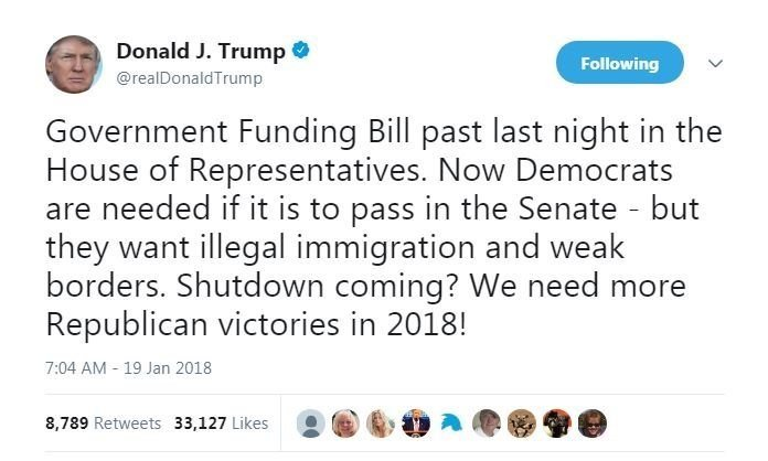 Why Did You Vote to Shut Down the Government?