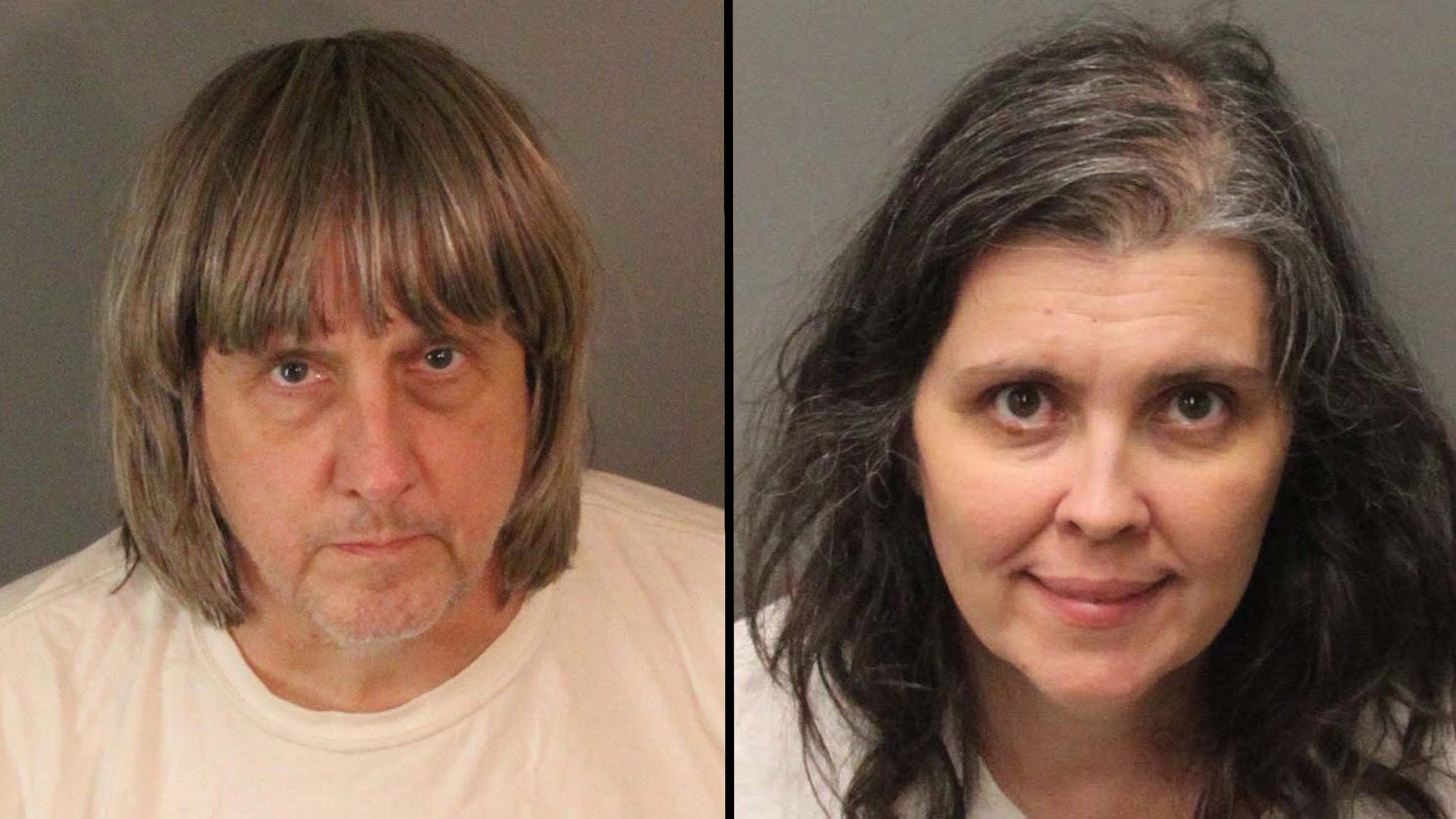 California parents starved 13 children, taunted them with pie