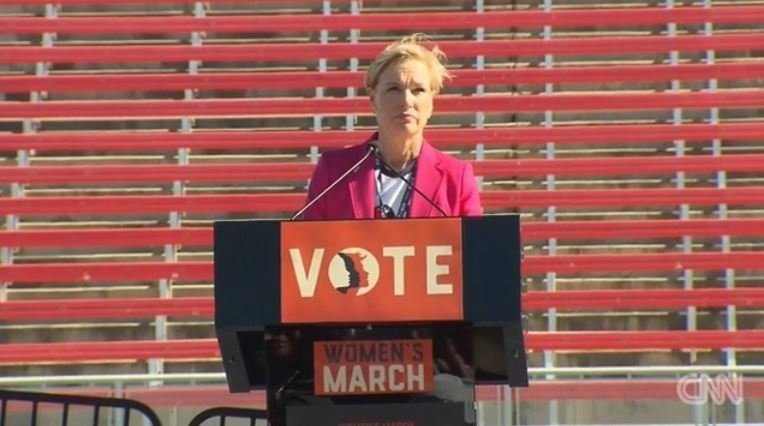 Cecile Richards Scolds White Women, Tells Them To 'Do Better'