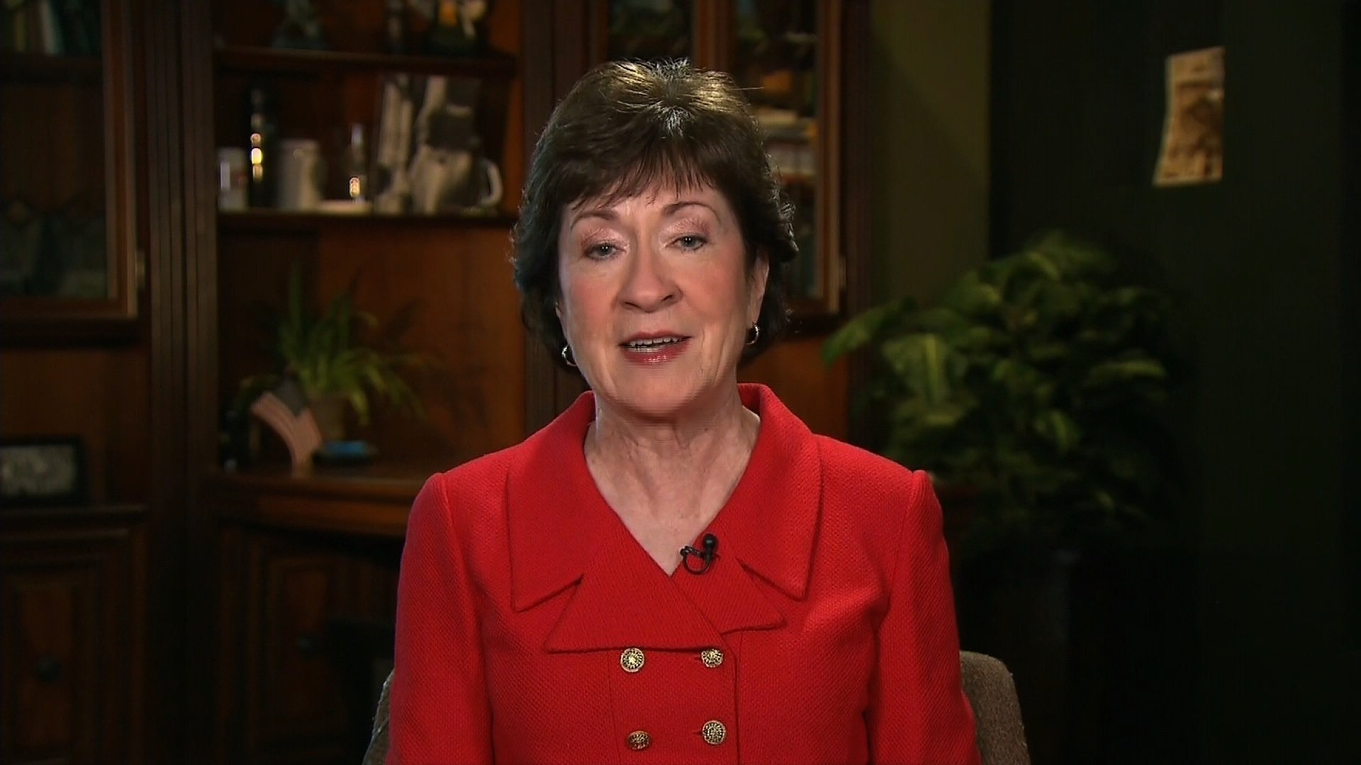Susan Collins throws shutdown shade at Ted Cruz: 'I am rendered speechless'